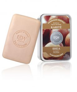 Fair & White Shea Butter Soap 200g