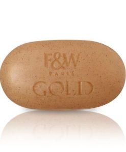 صابونة الترطيب وسنفرة الجلد الذهبية 200 جرام