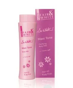 So White! Maxi Tone Clarifying Body Milk 250 ml